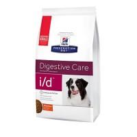 Hill's Prescription Diet i/d Digestive Care Chicken Flavor Dry Dog Food, 27.5 lbs., Bag