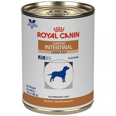 Royal Canin Veterinary Diet Gastrointestinal Low Fat In Gel Canned Dog Food, 13.6 oz., Case of 24