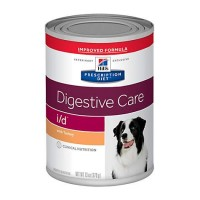 Hill's Prescription Diet i/d Digestive Care with Turkey Canned Dog Food, 13 oz., Case of 12