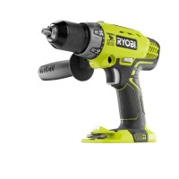 Ryobi 18-Volt ONE+ Cordless 1/2 in. Hammer Drill/Driver (Tool Only) with Handle