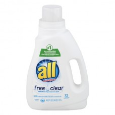 all Stainlifters Liquid Laundry Detergent Free Clear