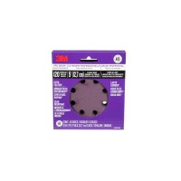 3M Pro Grade Sanding Discs 5 in. x 8 Hole 120 Grit (10-Pack)