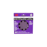 3M Pro Grade Sanding Discs 5 in. x 8 Hole 60 Grit (10-Pack)