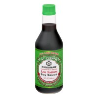 Kikkoman Soy Sauce All-Purpose Less Sodium