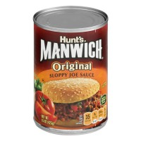 Hunt's Manwich Sloppy Joe Sauce Original