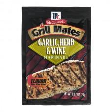 McCormick Grill Mates Marinade Garlic, Herb & Wine