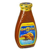 Ortega Taco Sauce Original Thick & Smooth Medium
