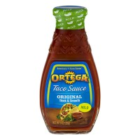 Ortega Taco Sauce Original Thick & Smooth Mild