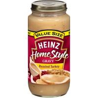 Heinz HomeStyle Gravy Roasted Turkey Value Size