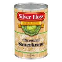 Silver Floss Sauerkraut Barrel Cured Shredded
