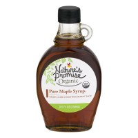 Nature's Promise Organic Maple Syrup Pure