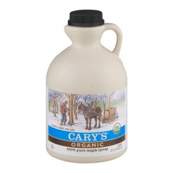 Cary's 100% Pure Maple Syrup Organic