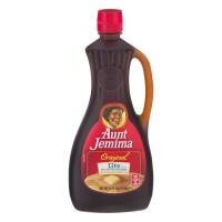Aunt Jemima Syrup Original Lite