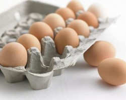 Brown Eggs Grade A Large All Natural