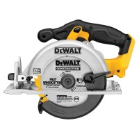 DEWALT 20-Volt 6-1/2 in. MAX Lithium-Ion Cordless Circular Saw (Tool-Only)