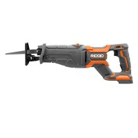 RIDGID 18-Volt Octane Cordless Brushless Reciprocating Saw (Tool-Only) with Reciprocating Saw Blade