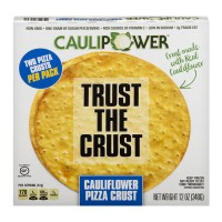 Caulipower Cauliflower Crust Pizza Crusts Gluten Free - 2 pk