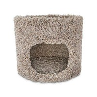 "You & Me Hideaway Hotel Cat Condo, 14"" H"