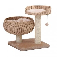 "PetPals Group Nesting Area Cat Furniture, 23"" H"