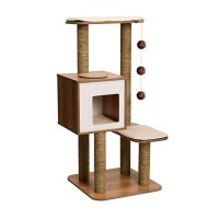 "Vesper Cat Furniture V-High Base, 47.8"" H"
