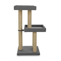 "You & Me Lookout Loft 2-Level Cat Tree, 39.5"" H"