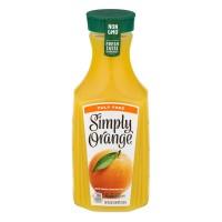 Simply Orange Orange Juice Pulp Free