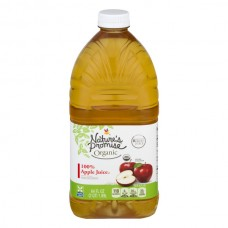 Nature's Promise Organic Apple Juice