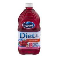 Ocean Spray Cranberry Juice Drink Diet
