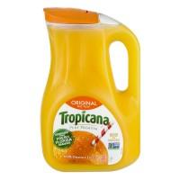 Tropicana Pure Premium 100% Pure Orange Juice Original Pulp Free