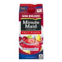 Minute Maid Premium Fruit Punch