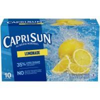 Capri Sun Lemonade - 10 pk