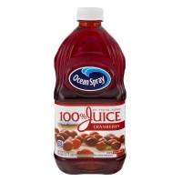 Ocean Spray Cranberry Juice No Sugar Added