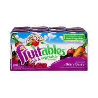 Apple & Eve Fruitables Berry Berry Fruit & Vegetable Juice Boxes - 8 pk