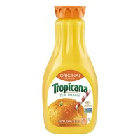 Tropicana Pure Premium 100% Orange Juice No Pulp Not From Concentrate