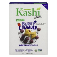 Kashi By Kids Organic Berry Crumble Cereal Non-GMO