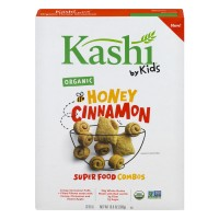 Kashi By Kids Organic Honey Crispy Cinnamon Puffs Non-GMO