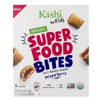Kashi by Kids Super Food Bites Mixed Berry Non-GMO Organic - 5 ct