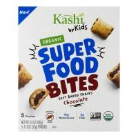 Kashi by Kids Super Food Bites Chocolate Non-GMO Organic - 5 ct