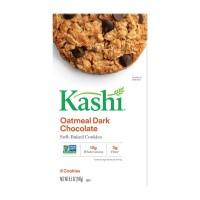 Kashi Oatmeal Cookies Dark Chocolate Soft-Baked - 8 ct