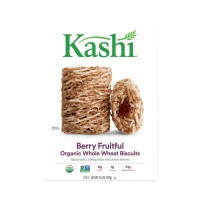 Kashi Whole Wheat Biscuits Cereal Berry Fruitful Organic