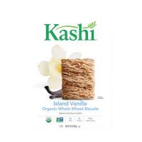 Kashi Whole Wheat Biscuits Cereal Island Vanilla Organic