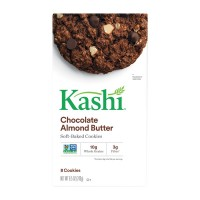 Kashi Soft-Baked Cookies Chocolate Almond Butter - 8 ct