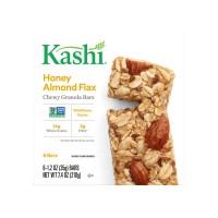 Kashi Chewy Granola Bars Honey Almond Flax - 6 ct