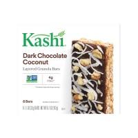 Kashi Layered Granola Bars Dark Chocolate Coconut - 6 ct