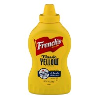 French's Classic Yellow Mustard 100% Natural