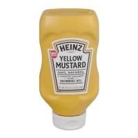 Heinz Yellow Mustard 100% Natural