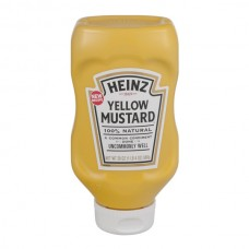 Heinz Yellow Mustard 100% Natural
