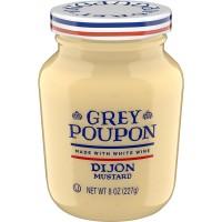 Grey Poupon Dijon Mustard Made with White Wine
