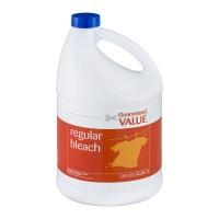 Guaranteed Value Liquid Bleach Regular