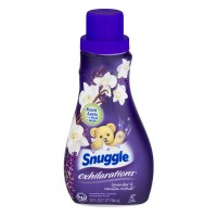Snuggle Exhilarations Liquid Fabric Softener HE Lavender & Vanilla Orchid